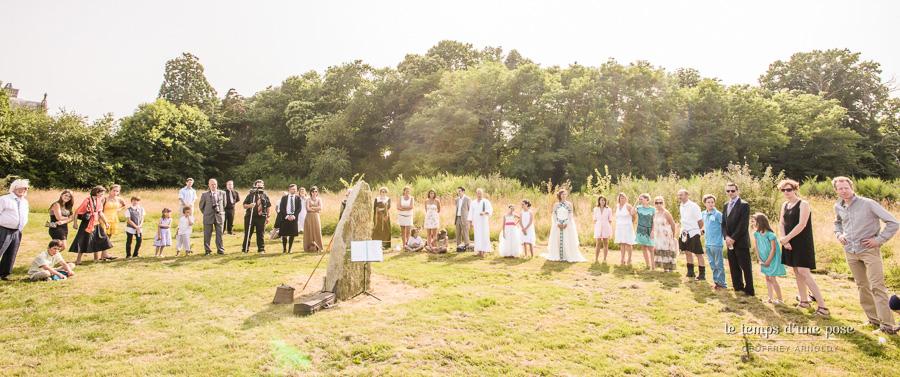 Mariage celtique druidique et cérémonie païenne
