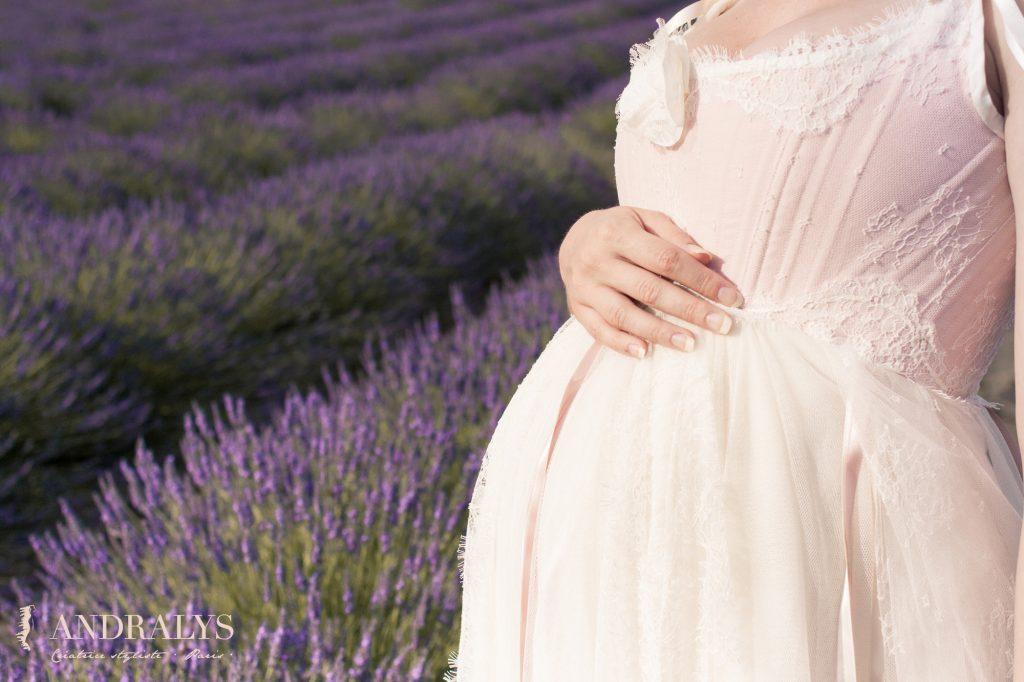 Photos mariée enceinte à Bordeaux